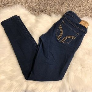 Hollister Short Skinny Denim Jeans